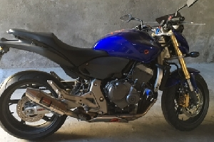 Honda CB 600 à vendre